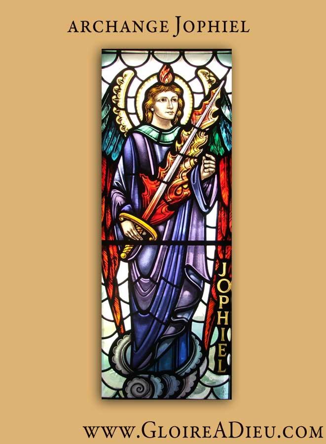 prier archange jophiel pour avoir du bonheur