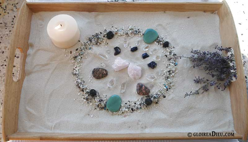 comment bâtir un autel pour prier Dieu et accueillir les anges