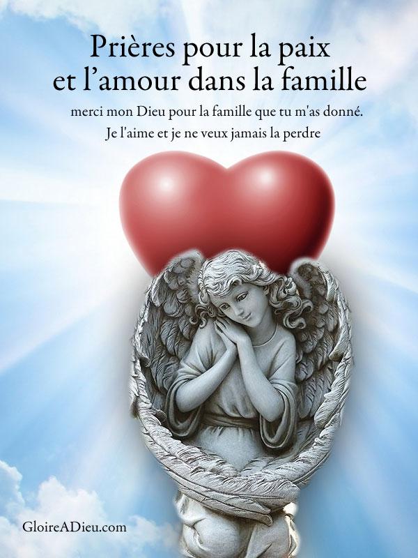 prires pour protger sa famille prire pour la paix et lamour dans la - Priere Pour Un Mariage Heureux