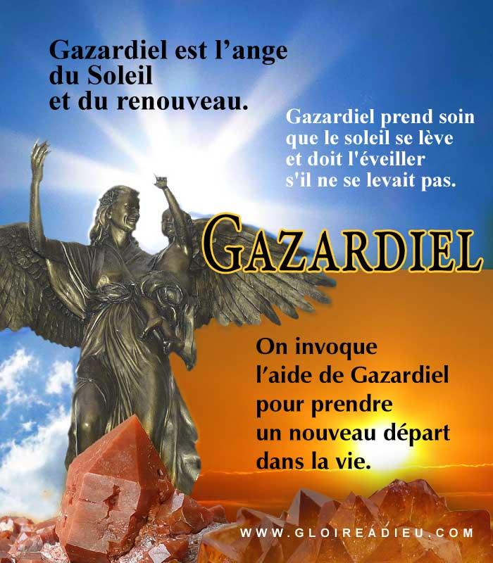 prier ange gazardiel nouveau départ dans la vie