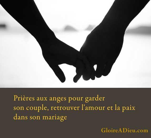 prieres pour garder son couple - Priere Pour Un Mariage Heureux