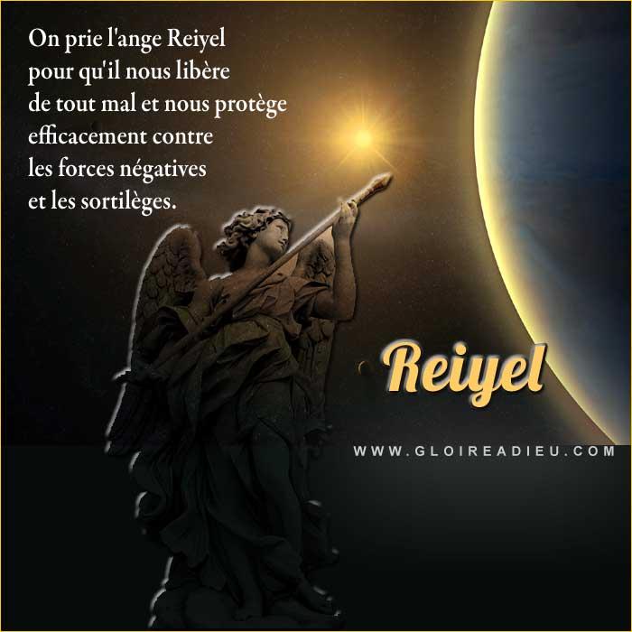 Prier l'ange Reiyel pour se libérer d'un sortilège