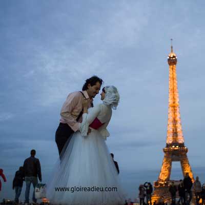 Demande en mariage à Paris ou pour sauver l'amour d'un couple