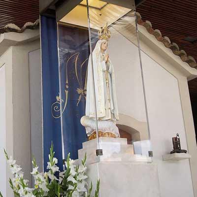 visite une journée lieux saints pélerinage Fatima