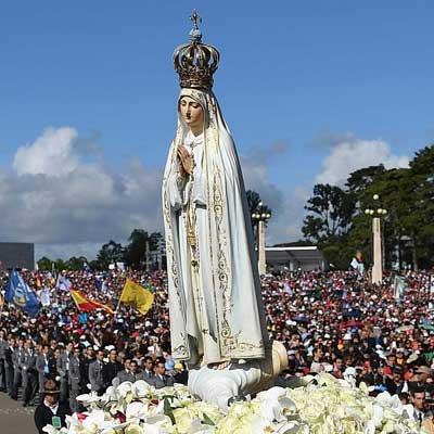 Excursion privée d'une demi-journée sur les lieux saints des apparitions de la Vierge à Fátima, Portugal