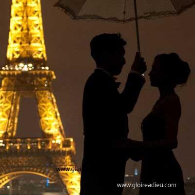 Renouvelez vos vœux de mariage et d'amour à Paris