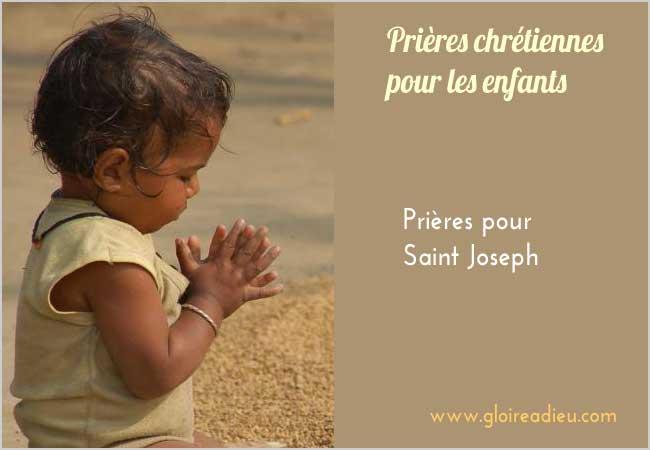 Prières pour Saint Joseph