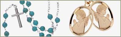 acheter chapelet, bijoux ange gardien, croix et bijoux religieux