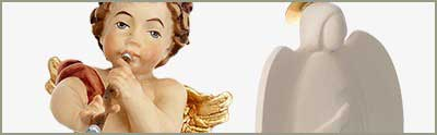 vente en ligne anges et petits anges très variés anges en bois, anges en verre, anges en porcelaine.