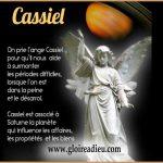 Prier archange Cassiel