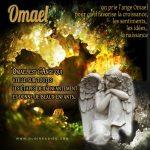 Omael ange gardien à prier pour avoir un enfant