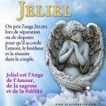 prier ange jeliel pour l'amour dans le couple