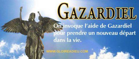 Prières à l'ange Gazardiel pour prendre un nouveau départ dans la vie