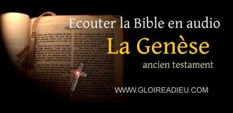 Ancien testament audio – 1 – écouter le livre de la Genèse en audio mp3