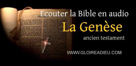 télécharger le livre de la Genèse en audio