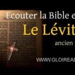 Ancien testament - 3 - écouter le livre du Lévitique en audio mp3
