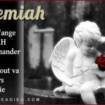 Prier l'ange Elemiah lorsque tout va de travers dans la vie