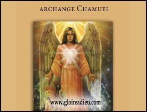 Prier archange Chamuel