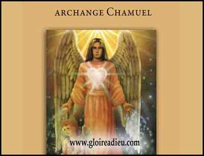 Qui est l'archange Chamuel prince des Puissances?