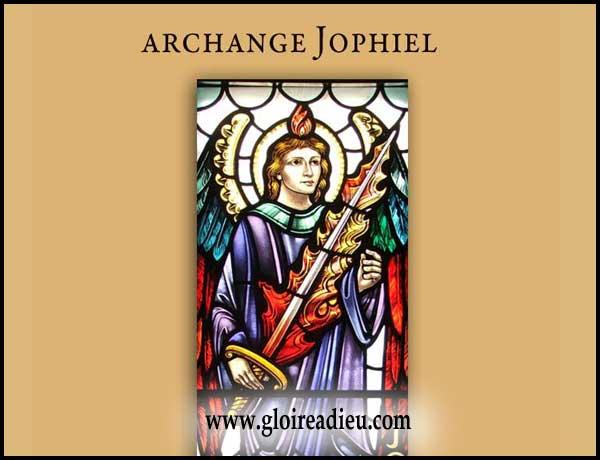 prier archange jophiel