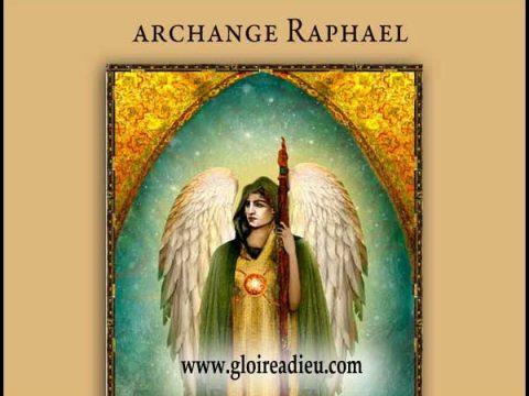 protection archange raphael