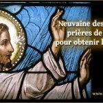 Neuvaine des malades, prières pour la guérison
