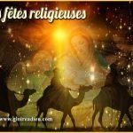 Origine des fêtes chrétiennes