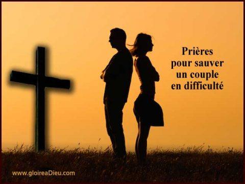 Prières de protection pour éviter la rupture d'un couple en difficulté