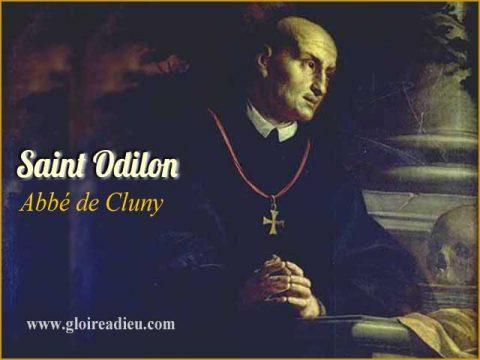 Vie de Saint Odilon, abbé de Cluny