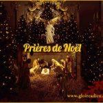 Prières et méditation de Noël