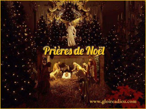 Belles prières et méditations de Noël