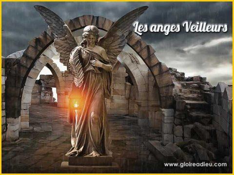 Les anges veilleurs et leur rencontre avec les hommes