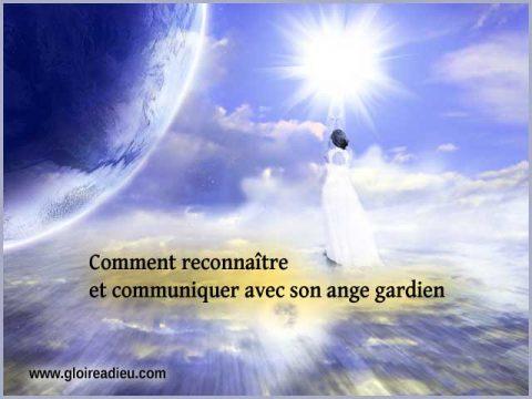 Comment reconnaître et communiquer avec son ange gardien