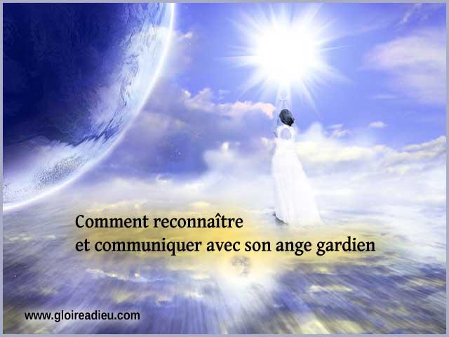reconnaitre communiquer ange gardien