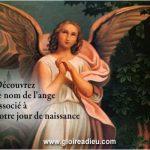 Découvrez le nom de l'ange associé à votre jour de naissance