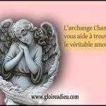 archange chamuel trouver amour