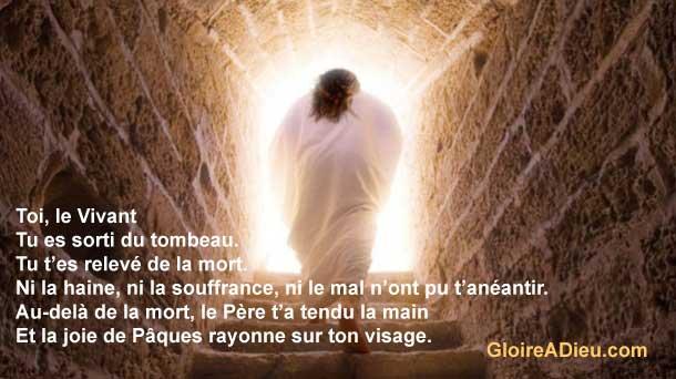 Prières pour Pâques