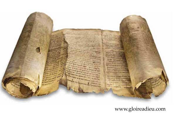 Les manuscrits de la mer Morte révèlent un calendrier secret et deux événements non mentionnés dans la Bible