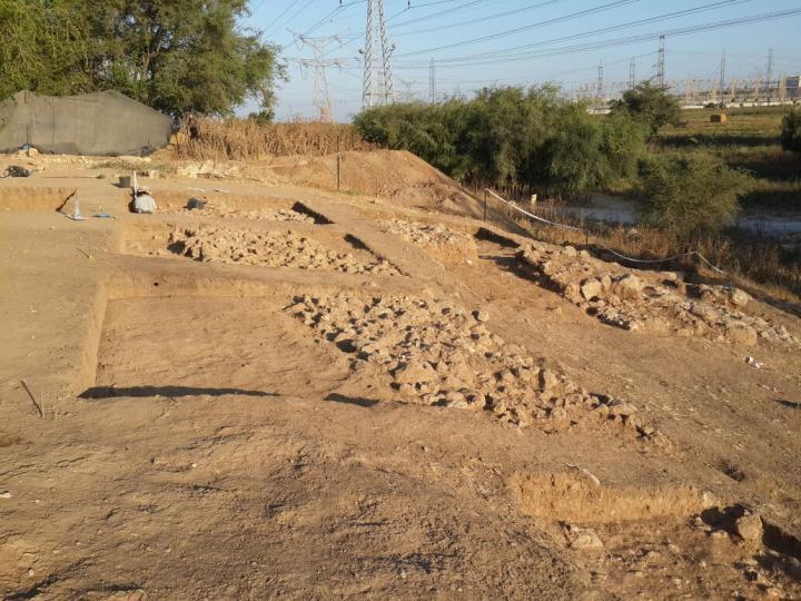 Découverte de la cité biblique de Gath ville du géant Goliath