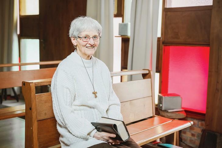 Le miracle de Lourdes de Sœur Bernadette Moriau