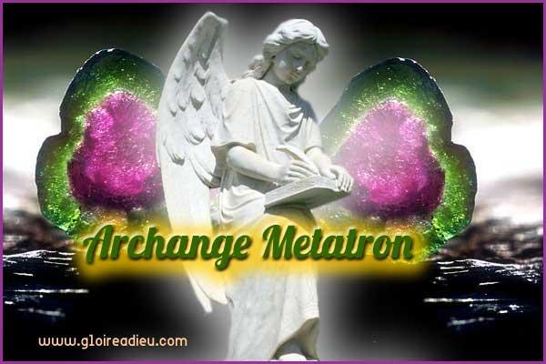 Comment reconnaître la présence de l'archange Metatron