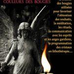 couleurs des bougies pour invoquer et prier les anges et les archanges