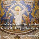 Le Sacré Cœur du Christ est la révélation de l'amour de Dieu pour l'humanité.