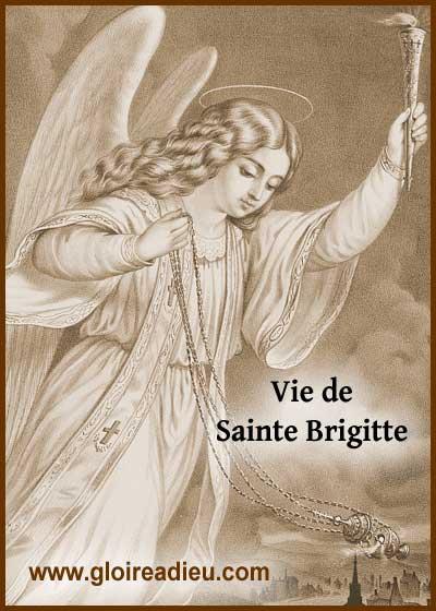 Vie de Sainte Brigitte