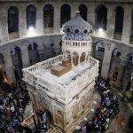 Le tombeau du Christ menacé de destruction