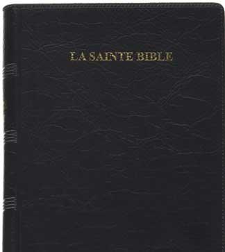 livre Sainte Bible par Louis Segond