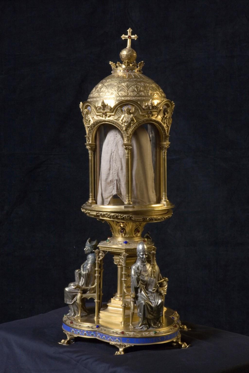 La Sainte Coiffe, relique méconnue du Christ conservée en France