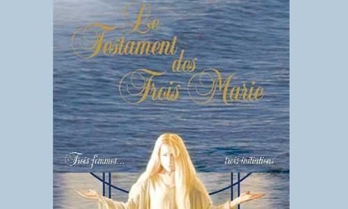 livre Testament des Trois Marie