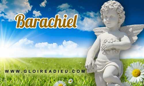 Barachiel l'ange du bonheur à prier pour etre heureux