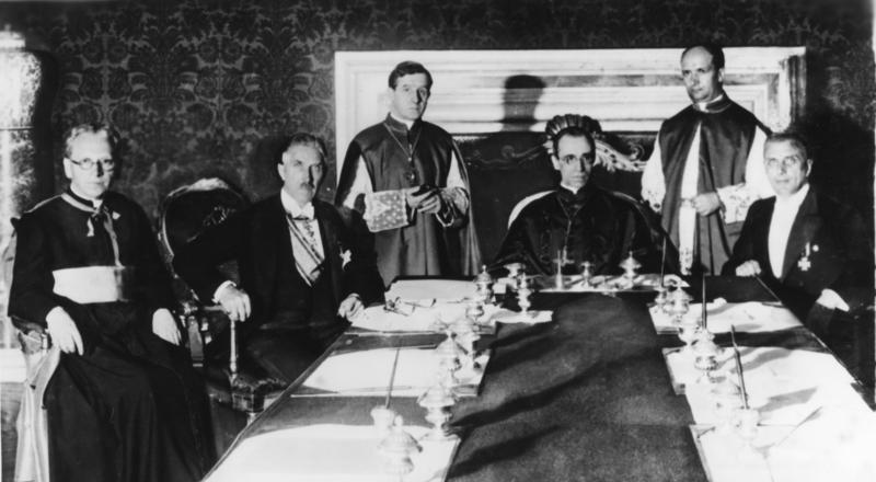 Haine des catholiques sous le Troisième Reich